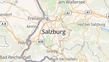 Salzburg online kaart