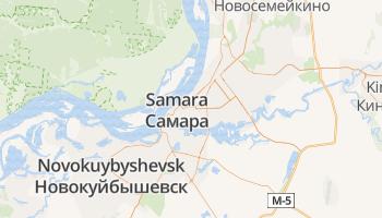 Samara online kaart