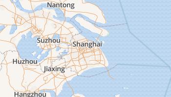 Shanghai online kaart