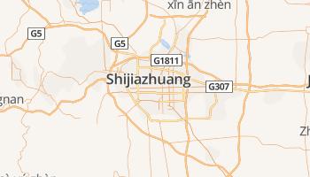 Shijiazhuang online kaart