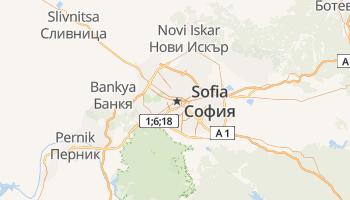 Sofia online kaart