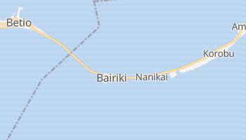 Zuid-Tarawa online kaart