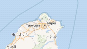 Taipei online kaart