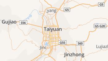Taiyuan online kaart