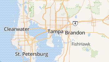 Tampa online kaart
