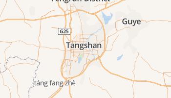 Tangshan online kaart