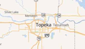 Topeka online kaart