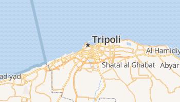 Tripoli online kaart
