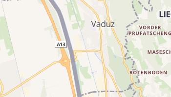 Vaduz online kaart