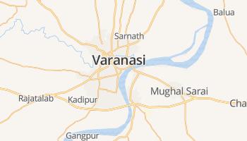 Benares online kaart