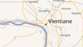 Vientiane online kaart