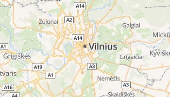 Vilnius online kaart