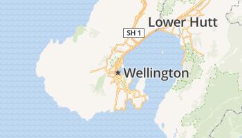 Wellington online kaart