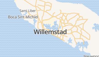 Willemstad online kaart