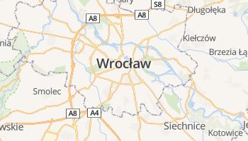 Wrocław online kaart