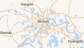 Wuhan online kaart