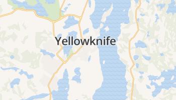 Yellowknife online kaart