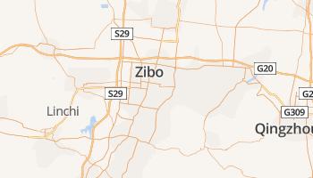 Zibo online kaart