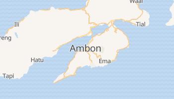 Ambon - szczegółowa mapa Google