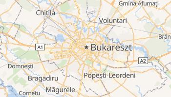 Bukareszt - szczegółowa mapa Google