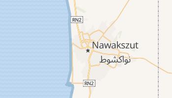 Nawakszut - szczegółowa mapa Google
