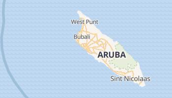 Oranjestad - szczegółowa mapa Google