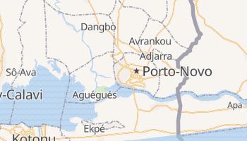 Porto-Novo - szczegółowa mapa Google