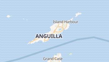 The Valley - szczegółowa mapa Google