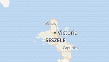 Victoria (Seych.) - szczegółowa mapa Google