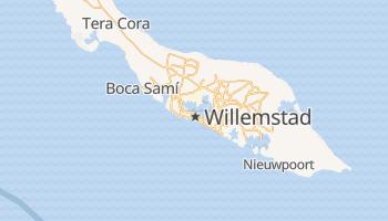 Willemstad - szczegółowa mapa Google