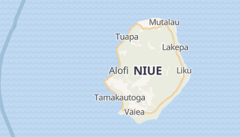 Mapa online de Alofi para viajantes