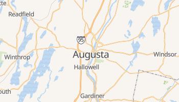 Mapa online de Augusta para viajantes