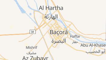 Mapa online de Baçorá para viajantes