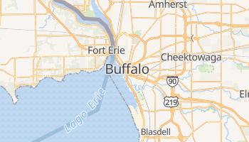 Mapa online de Buffalo para viajantes