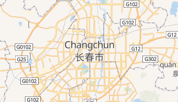 Mapa online de Changchun para viajantes