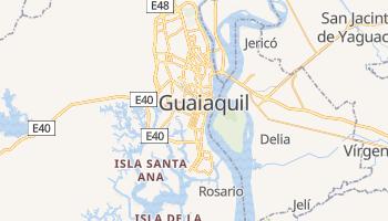 Mapa online de Guayaquil para viajantes