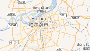 Mapa online de Harbin para viajantes