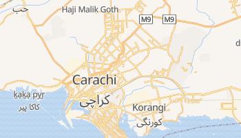 Mapa online de Carachi para viajantes