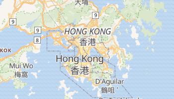 Mapa online de Kowloon para viajantes