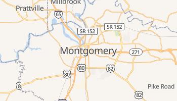 Mapa online de Montgomery para viajantes