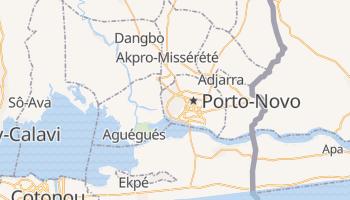 Mapa online de Porto Novo para viajantes