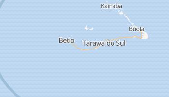 Mapa online de Tarawa-Sul para viajantes