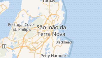 Mapa online de Saint John's para viajantes