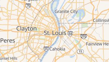 Mapa online de Saint Louis para viajantes