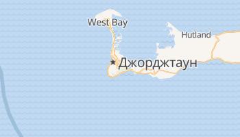 Джорджтаун (KY) - детальная карта
