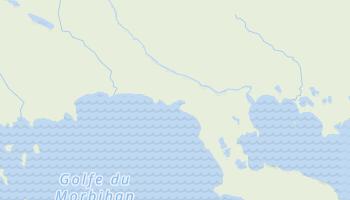 Порт-о-Франс - детальная карта