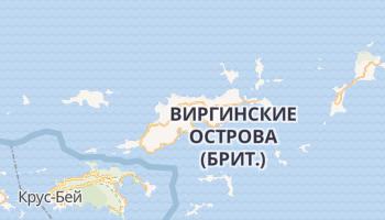 Род-Таун - детальная карта