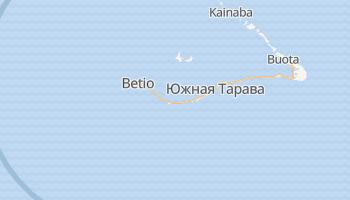 Баірікі - детальная карта
