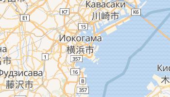 Иокогама - детальная карта