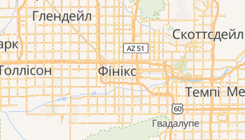 Фенікс - детальна мапа